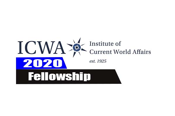 Apply for Institute of Current World Affairs (ICWA) Fellowship Program